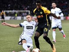 Jordan Lotomba signe à Nice. GOal
