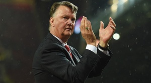 Louis Van Gaal at United. GOAL