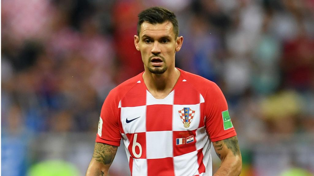 Lovren banned over social media outburst against Spain