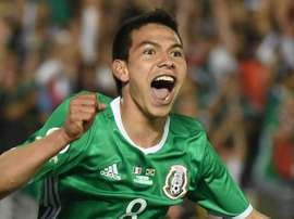 Hirving Lozano is excited to be joining PSV. GOAL