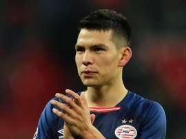 Napoli bring in PSV star Lozano. GOAL