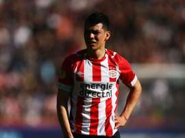 Hirving Lozano has been ruled out with a knee problem. GOAL