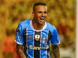 Luan vai ficar no Grêmio, pelo menos até o verão. GOAL