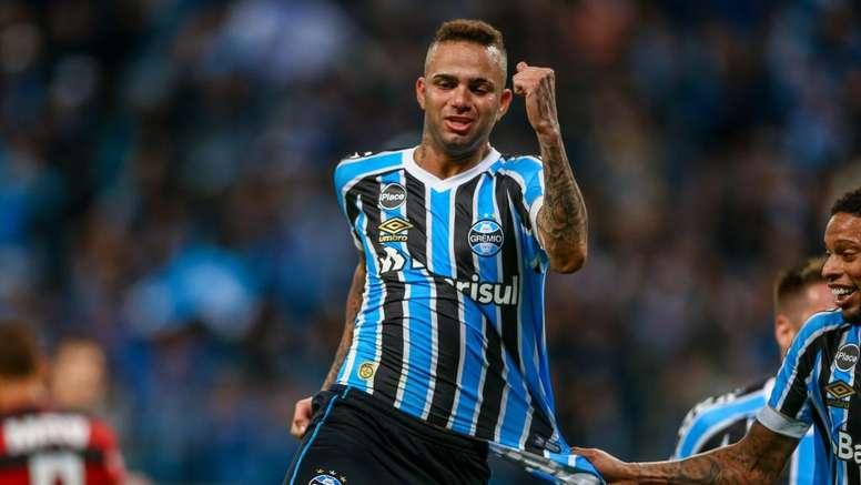 Luan no Corinthians? Entenda a negociação com o atacante do Grêmio. Goal