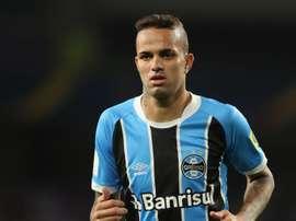 O craque é uma das figuras do Grêmio. Goal