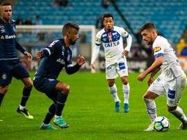 Grêmio 1 x 1 Cruzeiro: Luan perde pênalti, e Tricolor Gaúcho não sai de empate contra a Raposa no Br