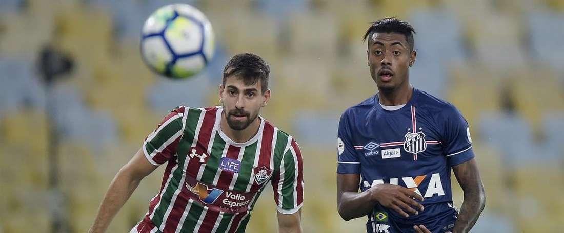 Quem são Lucas Venuto e Luan Peres, novos reforços do Santos? Goal