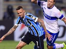 Prováveis onzes de Grêmio e Universidad Católica. Goal