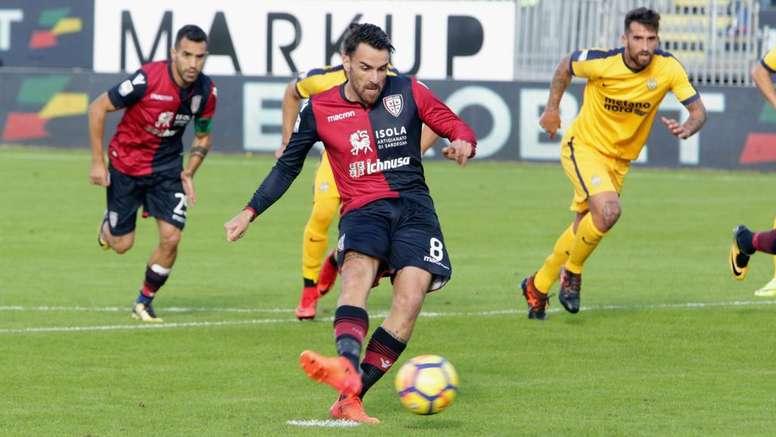Cagliari, Cigarini blindato: rinnova fino al 2020. Goal