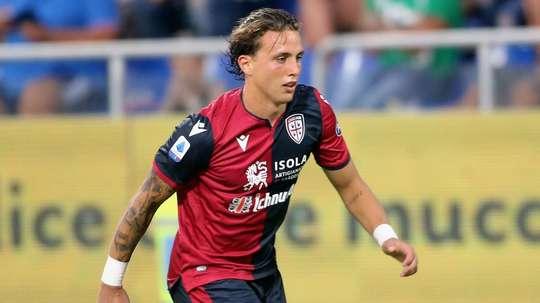 Cagliari, Luca Pellegrini k.o. in Under 21: problema alla caviglia