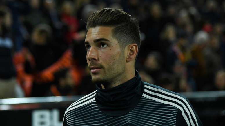 Luca Zidane has been loaned to Racing Santander. GOAL