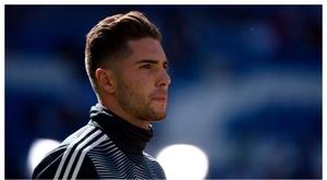 Luca Zidane à Montpellier, c'est non. GOAL