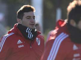 Lucas Alario rejoint le Bayer Leverkusen. GOAL