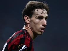 Lucas Biglia has become an important part of Gattuso's team. GOAL