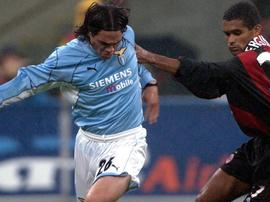 Castroman: 'Alla Lazio tirai la maglia in faccia a Mancini'