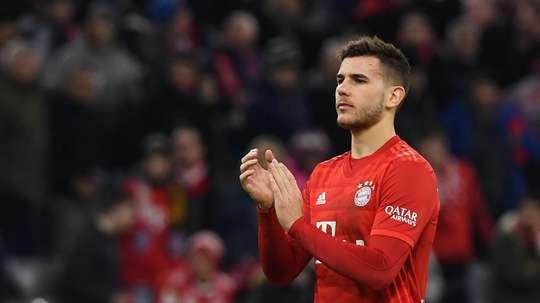 Le Bayern ne lâchera pas Lucas Hernandez. GOAL