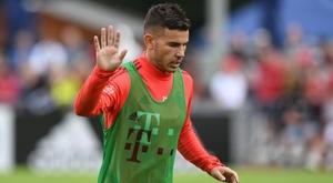 Hernandez revela que  não foi ao Real por já ter jogado no Atlético. Goal