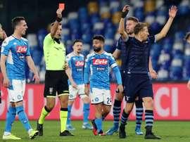 Lucas Leiva chiede scusa per Napoli-Lazio. Goal