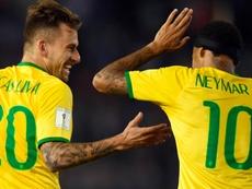 Neymar elegeu os quatro melhores atletas que não estão disputando a Liga dos Campeões. Goal