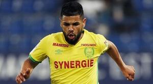 Lucas Lima Nantes. Goal