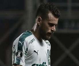 Lucas Lima é o meia menos eficiente do Palmeiras em 2019