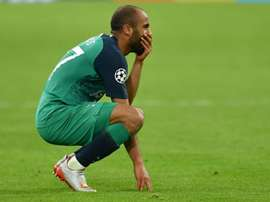 Lucas chorou de tristeza no PSG antes de se recuperar no Tottenham