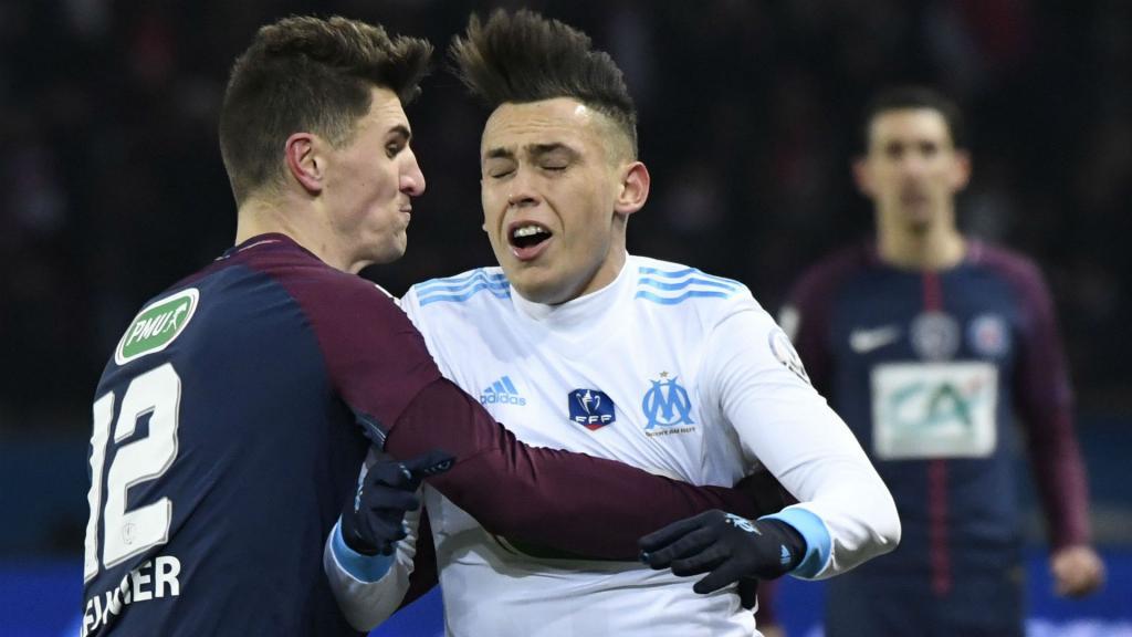 Florian Thauvin sauve l'OM in extremis d'une défaite contre Nantes