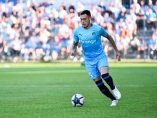 Ocampos revient sur le rêve brisé de l'OM. Goal