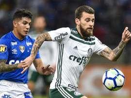 Cruzeiro 1 x 0 Palmeiras: Sóbis marca e deixa Raposa próxima dos líderes do Brasileiro