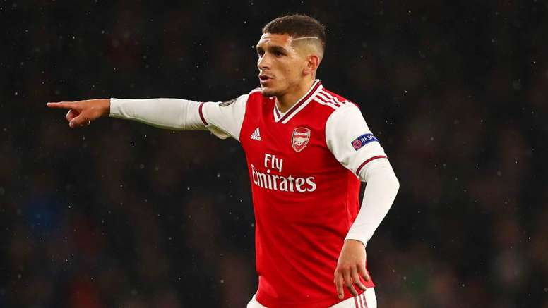 Torreira hasn't played much this year. GOAL