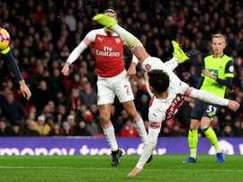 Xhaka was full of praise for his fellow midfielder. GOAL