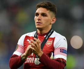 Torreira insists he is 'very happy' at Arsenal amid AC Milan speculation. Goal