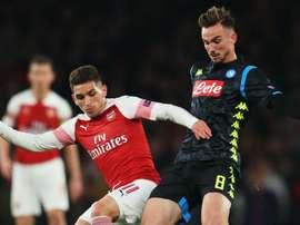 Tout ce qu'il y a à savoir sur Naples-Arsenal. Goal