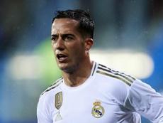 Lucas Vazquez kept critics quiet with a goal at Zaragoza, GOAL