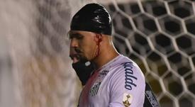 L. Veríssimo dá o sangue para levar o Santos à final da Libertadores. GOAL