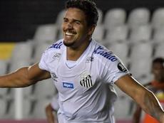 Santos quer negociar Lucas Veríssimo. EFE