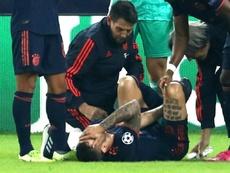Kovac sweating on Hernandez injury
