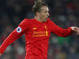 Lucas Leiva is in Rome to complete a move to Lazio. Goal