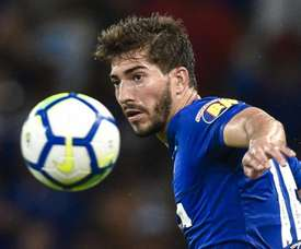Lucas Silva signs for Gremio four months after Real Madrid departure