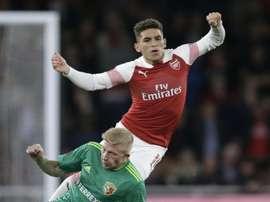 Arsenal to assess Torreira. Goal
