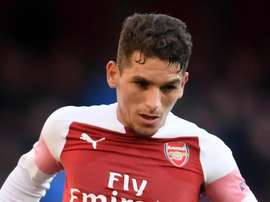 Sokratis says Torreira is a different person on the pitch. GOAL