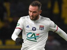 Hertha Berlin sign Tousart, loan midfielder back to Lyon. GOAL