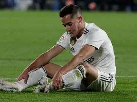 Vazquez: Lack of respect for Madrid. Goal