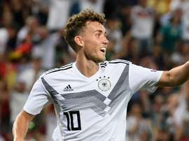 Waldschmidt wins Germany call-up as Draxler misses out. GOAL