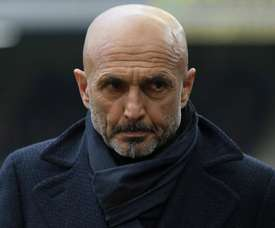 Spalletti is under increasing scrutiny after a poor run of results. GOAL