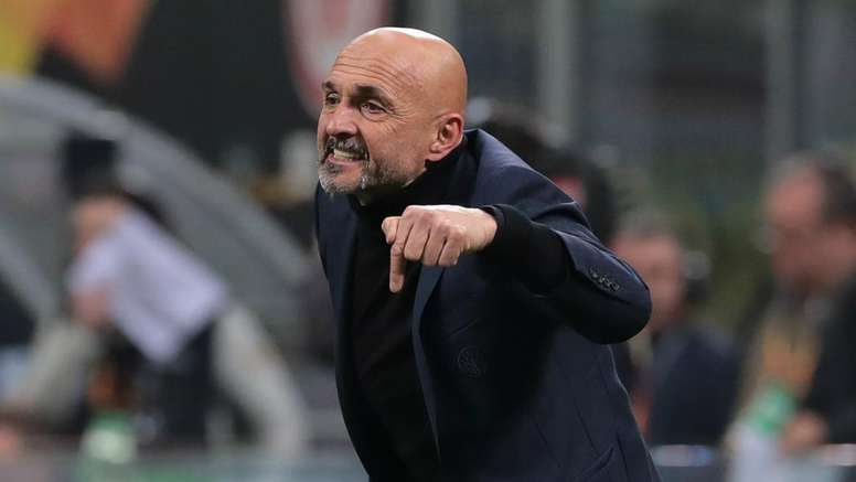 Spalletti not at fault for Inter's issues - Marotta. AFP