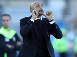 Luciano Spalletti won his first game in charge at Inter thanks to a goal from Matteo Rover. GOAL