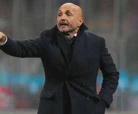 Spalletti felt the fans deserved more goals. GOAL