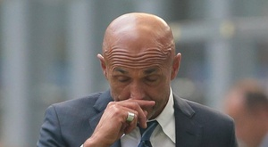No excuses for Spalletti after Inter lose again