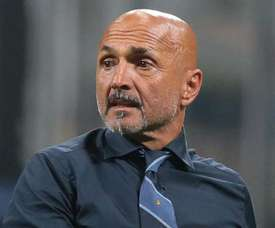 Spalletti did not get drawn into a slanging match with Totti. GOAL